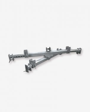 X - Bar Spreader Beam