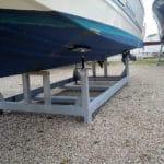 Sella per barche a motore