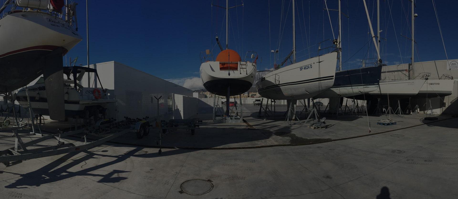 Panoramica prodotti Naval Tecno Sud