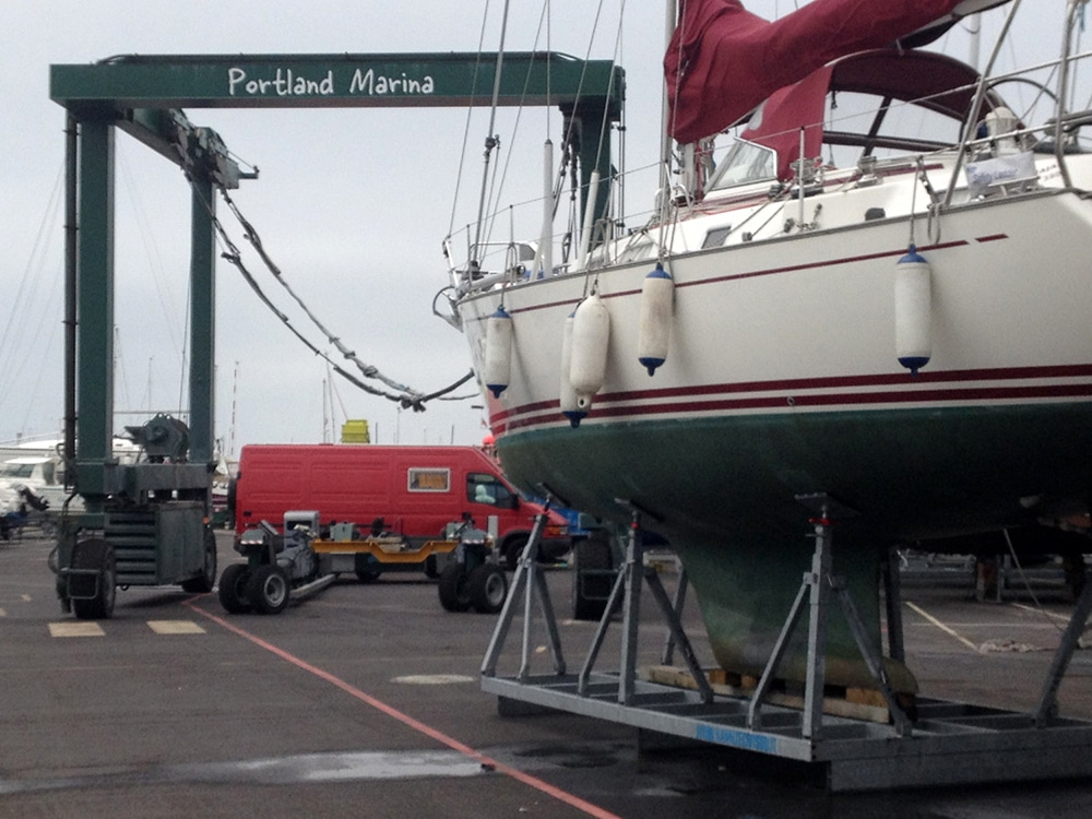 Naval Tecno Sud a POrtland