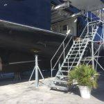 Naval Tecno Sud alla conquista dei Sette mari