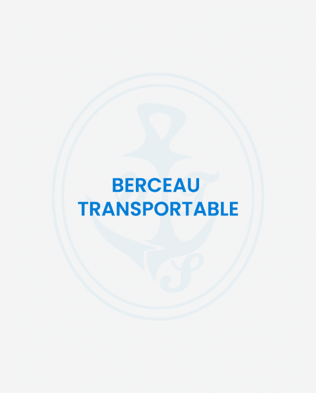 berceau transportable