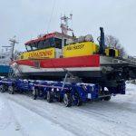 Invaso per barche Ton. 300